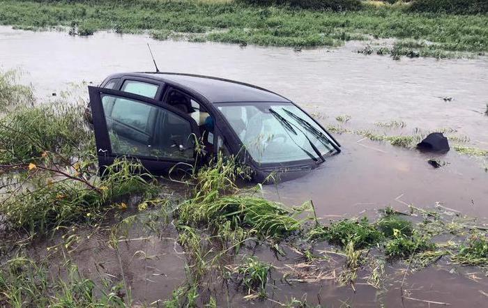 Maltempo: in Sardegna in 48 ore un quarto della pioggia di un anno