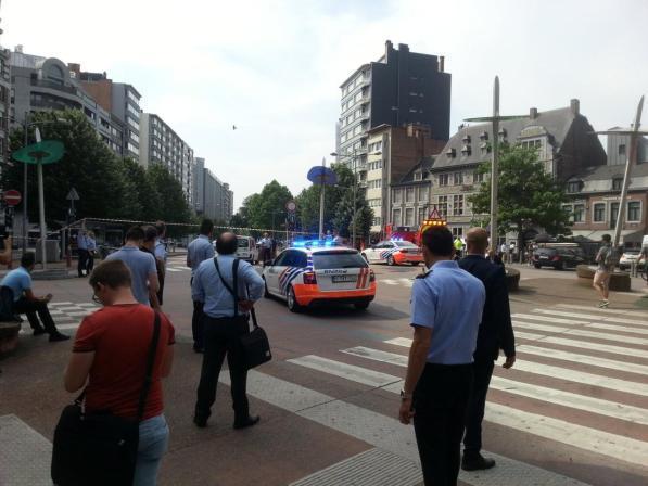Belgio, sparatoria a Liegi: uccisi due poliziotti e un passante