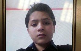 Scomparso bimbo di 11 anni