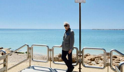Mazara, allungare di 150 metri la spiaggia in città, verso la chiesa San Vito a riva di mare
