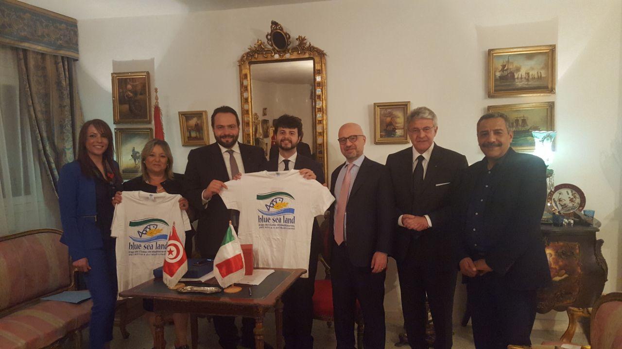 Accordo di cooperazione fra Confindustria Tunisia ed il Distretto della Pesca siciliano