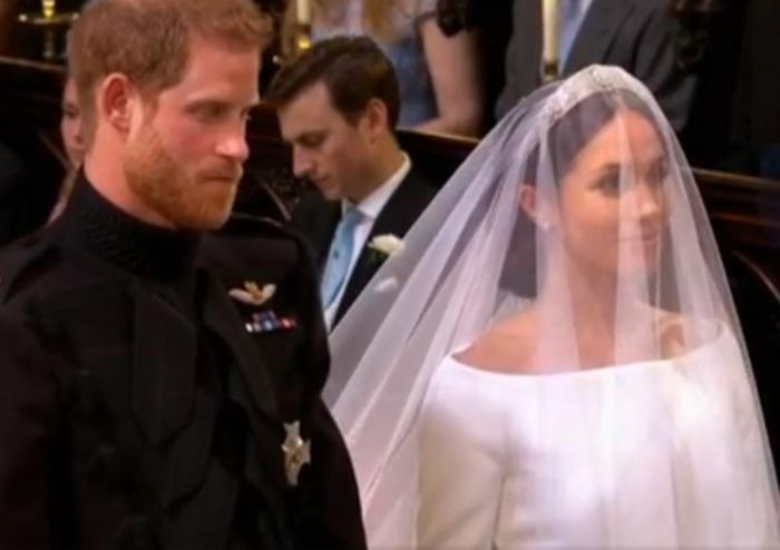 Royal wedding, Meghan e Harry si sono detti sì