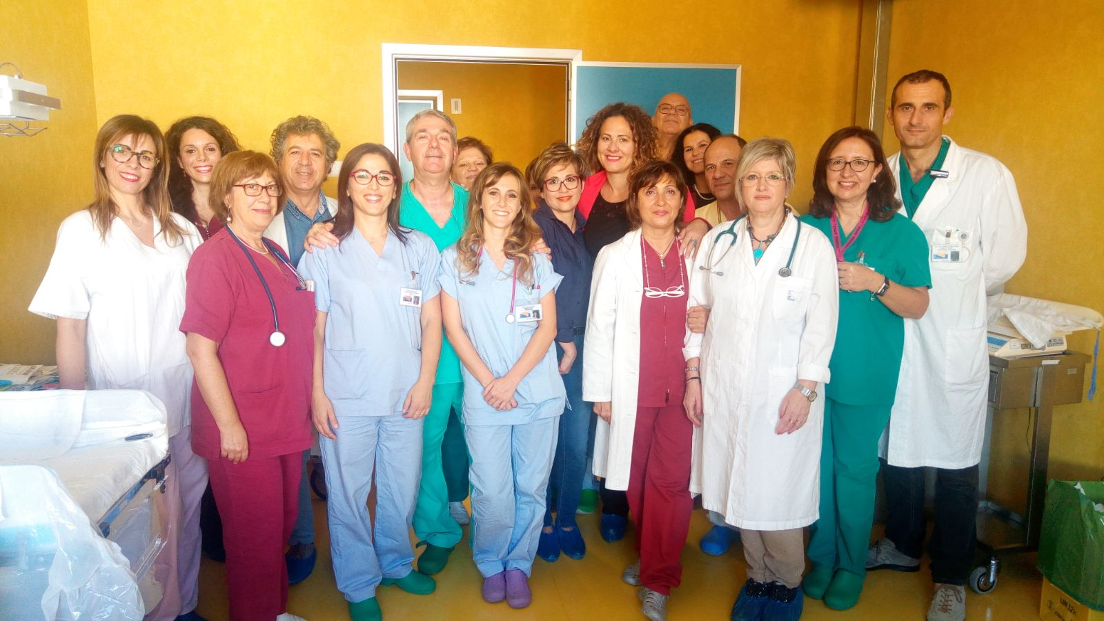 Mazara, al via corso di preparazione al parto all'ospedale Abele Ajello