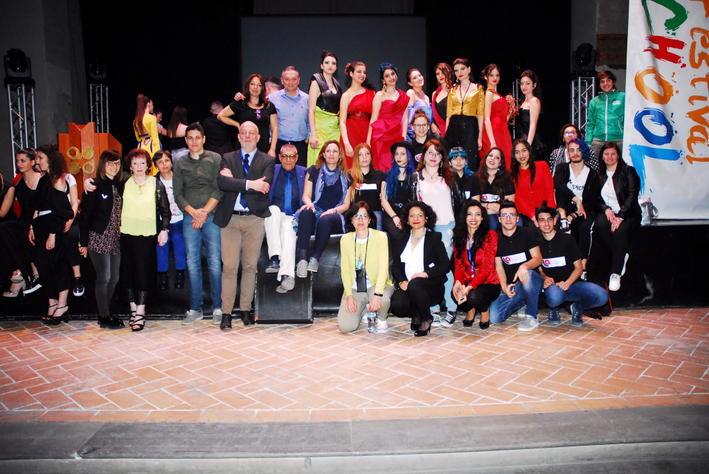 Il Liceo Artistico Regionale di Mazara all'EuroschoolFestival2018