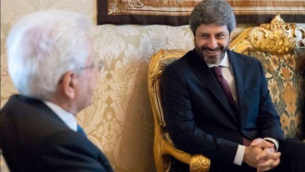 Governo, Mattarella ha incontrato i presidenti di Camera e Senato