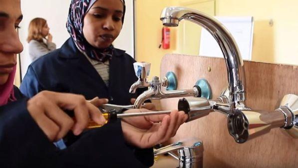 Giordania, le donne idraulico contro la crisi idrica e i pregiudizi
