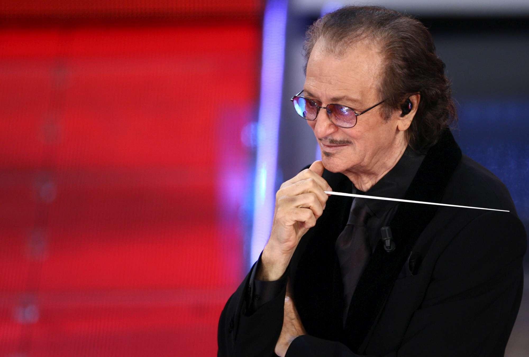 Morto il maestro Pippo Caruso, il suo nome legato a tanti programmi tv di successo