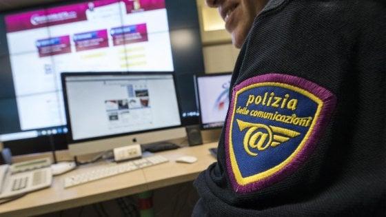 Pedofilia: blitz in tutta Italia, un arresto e 13 indagati