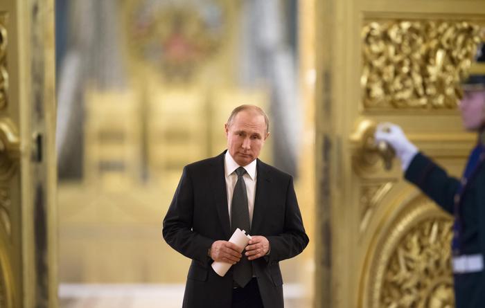 Russia: Putin ha giurato da presidente per la quarta volta