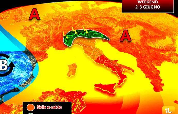 Meteo, in Sicilia arriva l'estate: punte di 36° nelle zone interne
