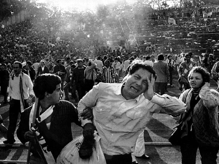Heysel, la notte del calcio. La tragedia, la morte e il dolore