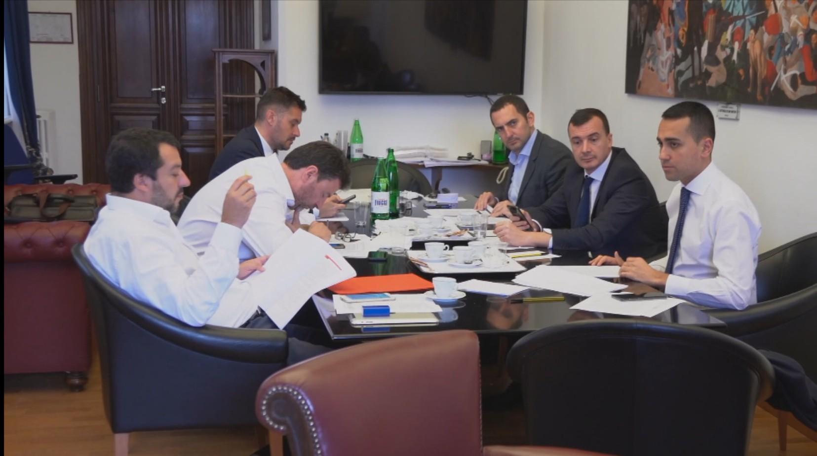 Governo. Contratto con la Lega, M5s al voto online. Pubblichiamo il testo definitivo