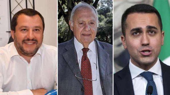 Ore decisive per il governo: possibile un vertice Salvini-Conte-Di Maio e Meloni