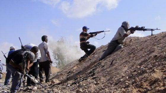 Libia, milizie di Misurata a Tripoli: