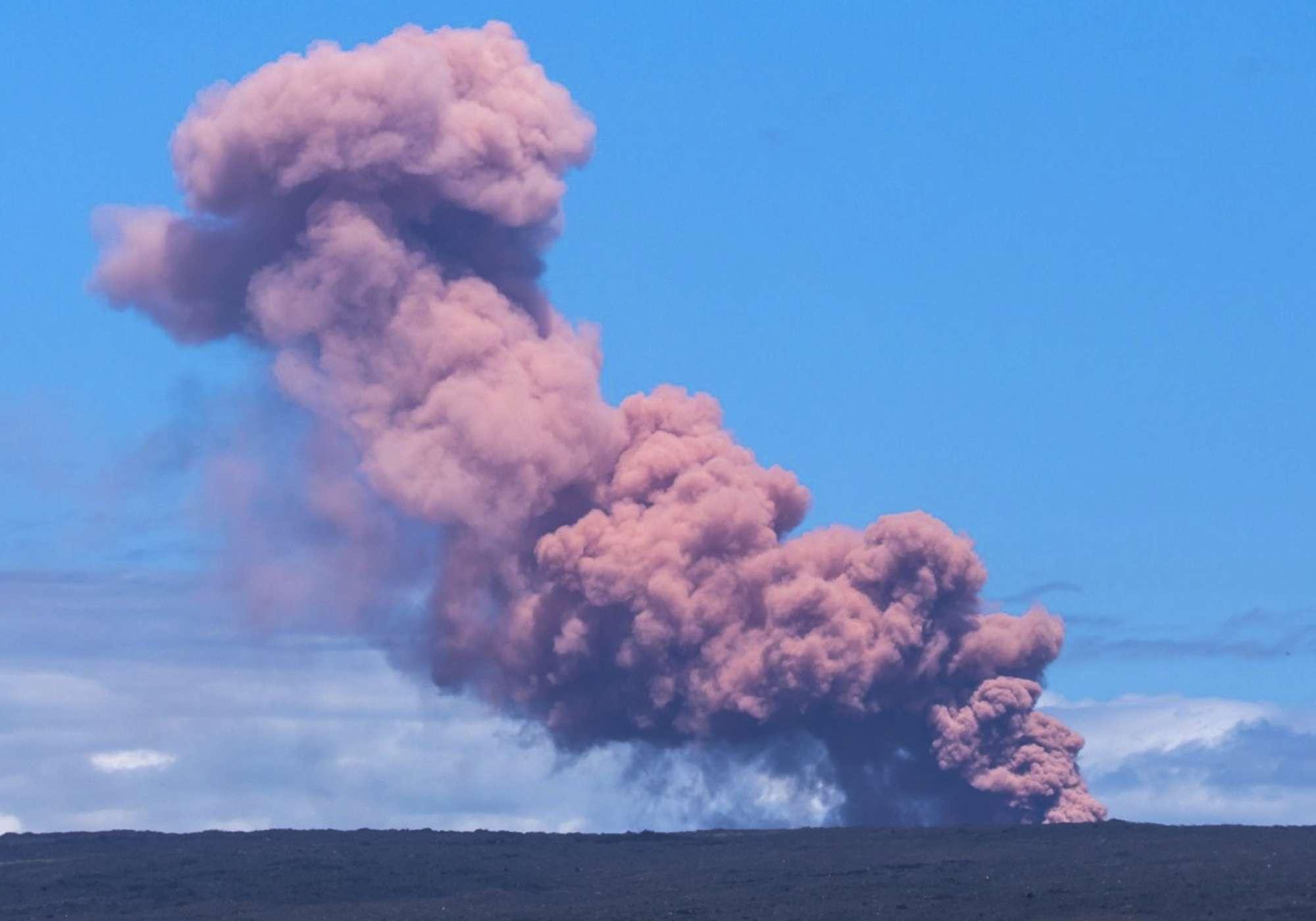 Usa, eruzione del vulcano Kilauea alle Hawaii: migliaia di evacuati