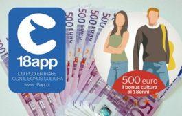 Governo. Il ministro Bonisoli vuole togliere il bonus da 500 euro ai 18enni