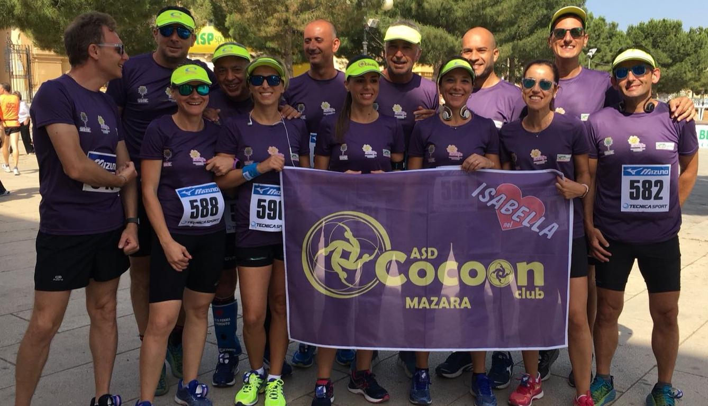 Fine settimana sul podio per gli atleti dell'Asd Cocoon club Mazara