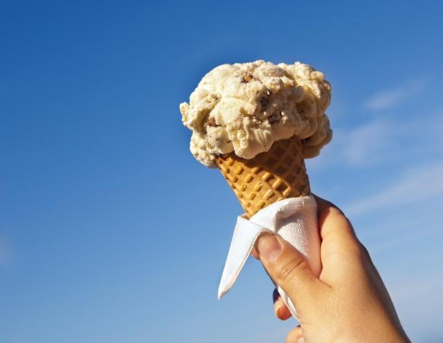 Compra un cono gelato in un bar di Palermo e dentro ci trova un dito mozzato