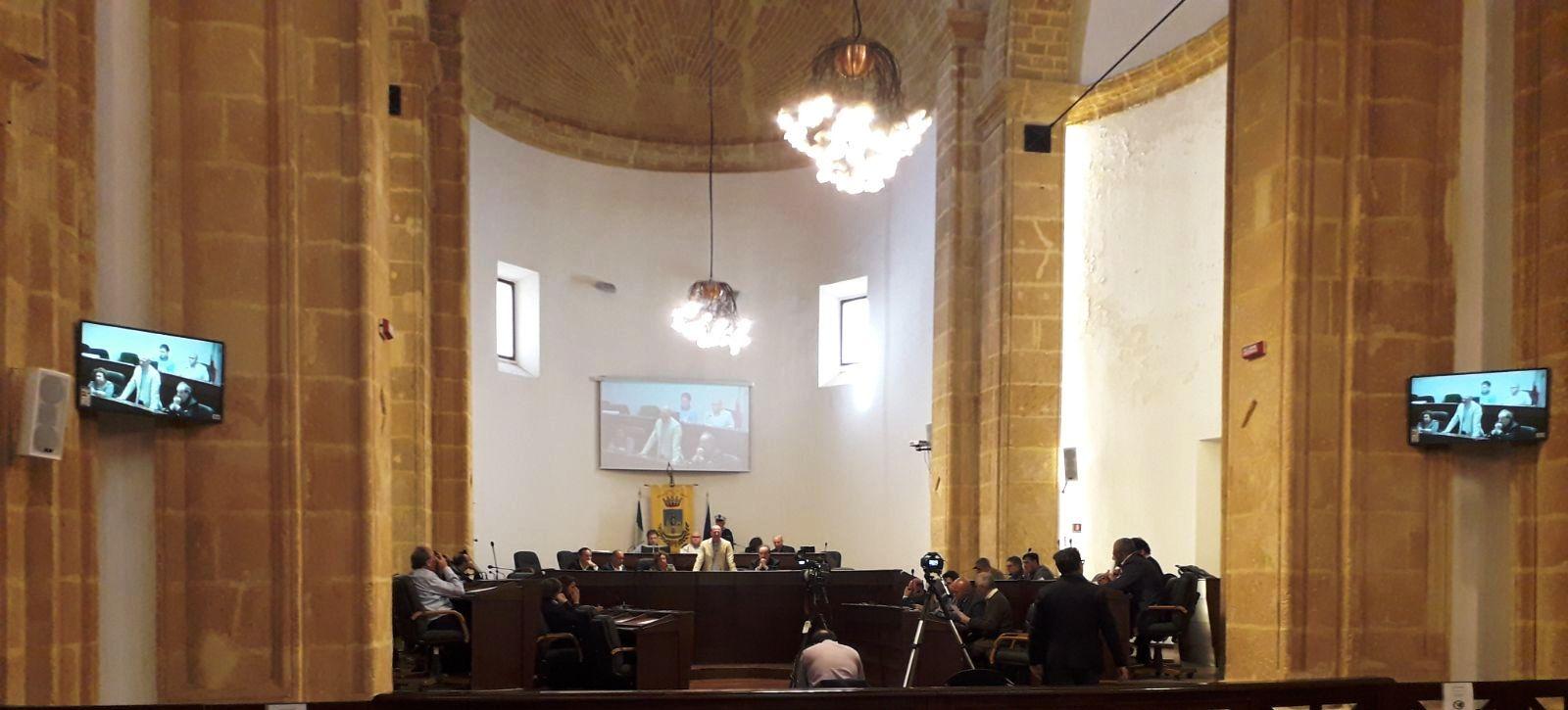 Mazara. Alle ore 16 seduta di prosecuzione del consiglio comunale. Diretta streaming sul portale istituzionale