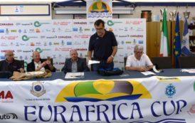 Mazara. Al via l'EURAFRICA CUP 2018