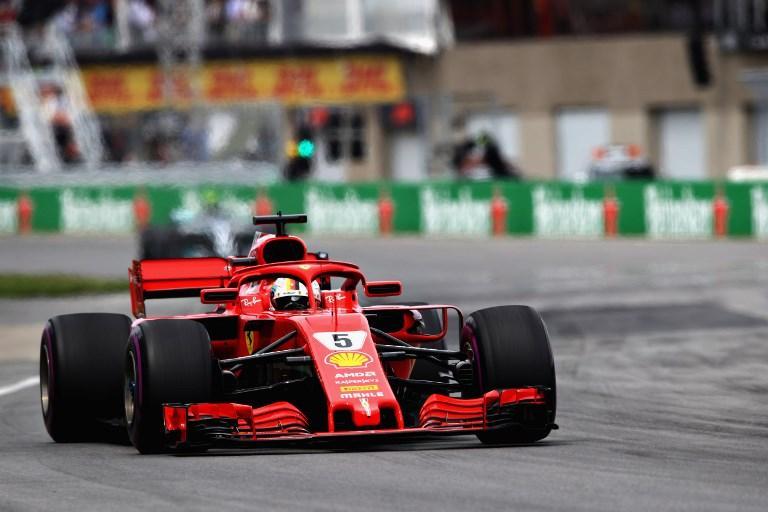 F1 Canada: Vettel trionfa, Ferrari in testa al mondiale