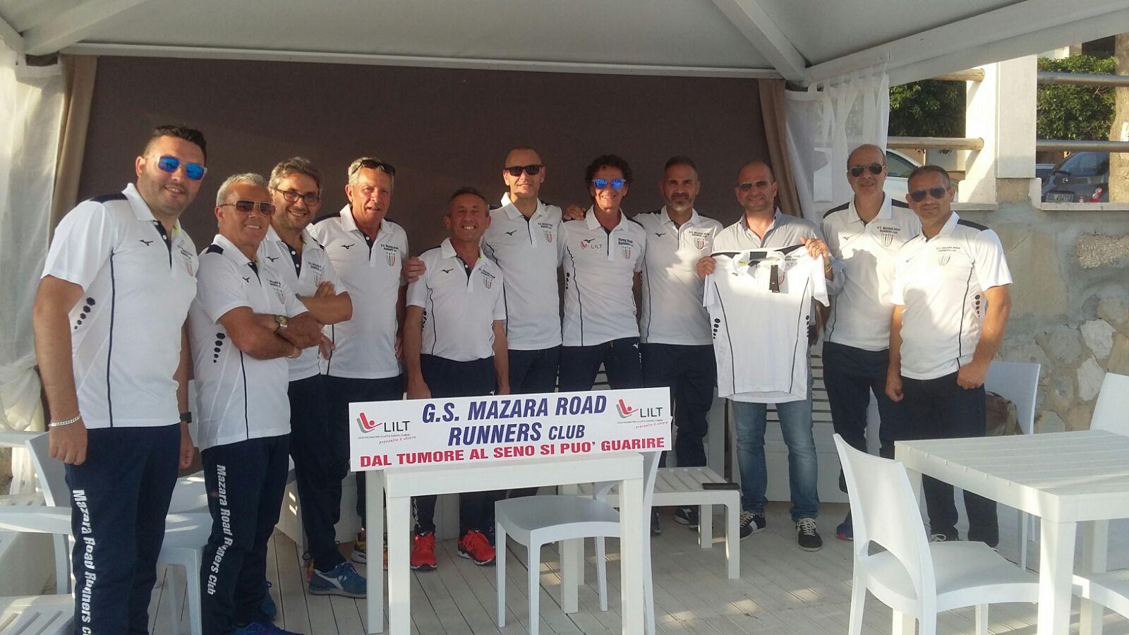 "Mazara. Atletica, nasce il G.S. ""MAZARA ROAD RUNNERS CLUB"""