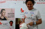 Mazara. Il calcio femminile Marsala insieme all'Orchidea per dare un calcio alla povertà. Ospite l'atleta Pino Pomilia