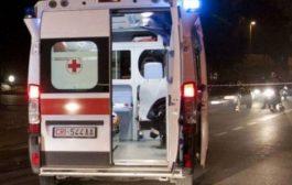 Grave un bimbo di 4 anni travolto da un'auto in cortile