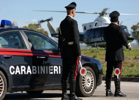Castelvetrano. Carabinieri effettuano servizio a
