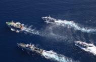 Sequestro di oltre 10 tonnellate di hashish, arrestate 9 persone dell' equipaggio un peschereccio