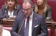 Camera dei deputati: L'On. Giorgio Mulè ha ricordato Giovanni Tumbiolo. Pubblichiamo il video