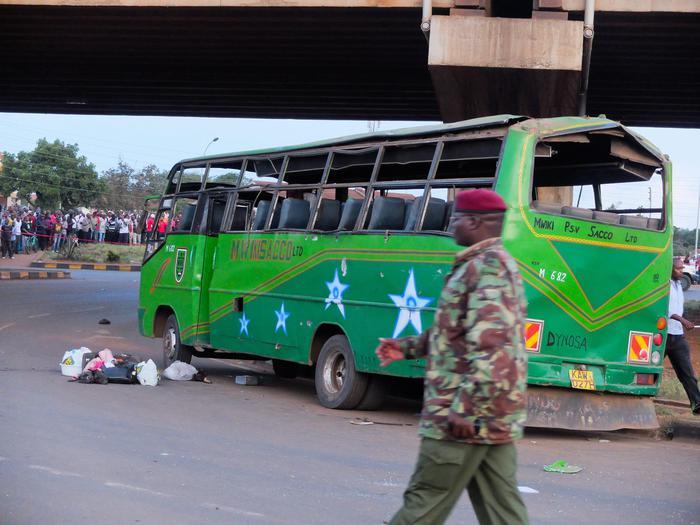Kenya: incendio in mercato Nairobi, almeno 15 morti
