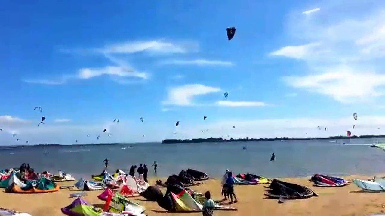 Giovane muore mentre fa kitesurf, tragedia allo Stagnone di Marsala