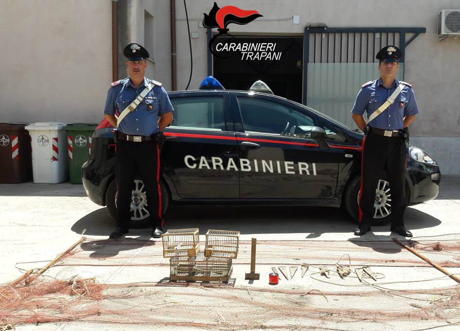 Paceco. 30enne denunciato dai carabinieri per maltrattamento di animali