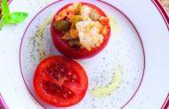 Pomodori ripieni di baccalà
