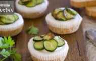 Cheesecake salata alle zucchine