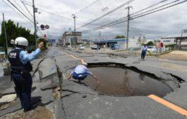 Giappone, scossa di terremoto di magnitudo 6.1: almeno tre morti e 200 feriti