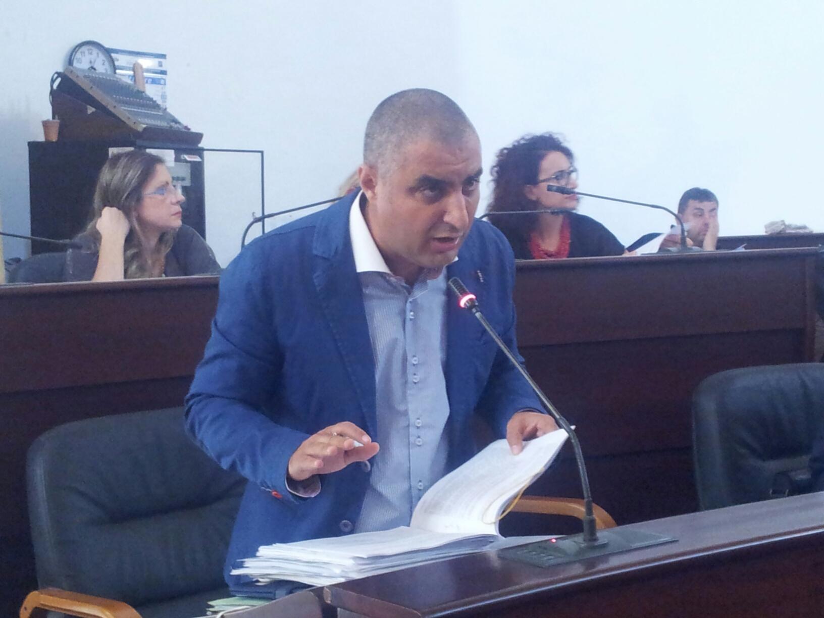 """Mazara. Il consigliere La Grutta, ha presentato un """"Regolamento di Polizia Urbana in materia di sicurezza"""""""