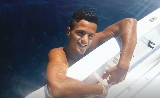 Il ballerino mazarese Amir Boubaker, salva una ragazza che stava per annegare