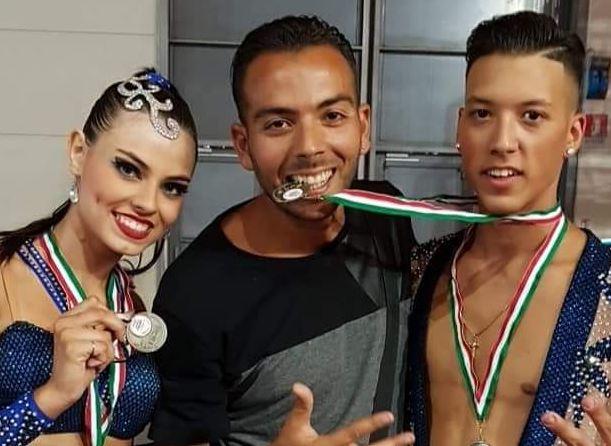 Al campionato di danze caraibiche a Rimini, ottimi risultati della coppia di ballerini mazaresi Pinta - Foderà