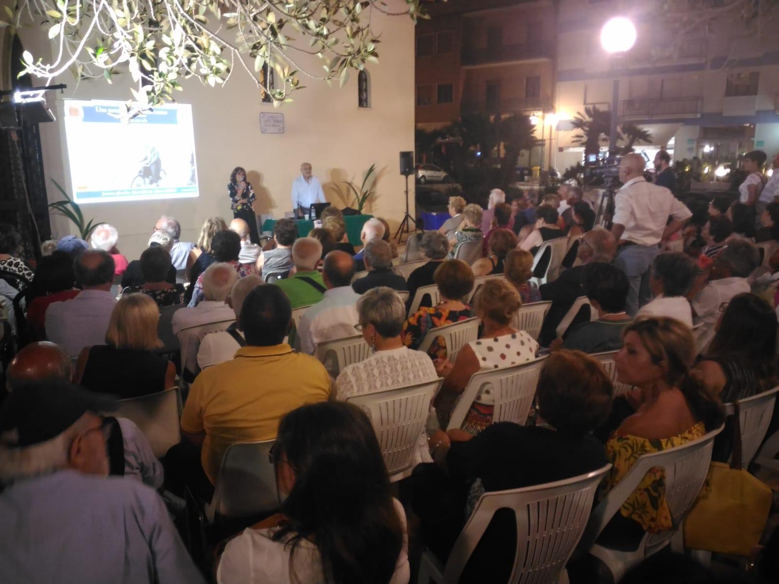 Mazara. Grande partecipazione di pubblico alla rassegna estiva di incontri culturali alla