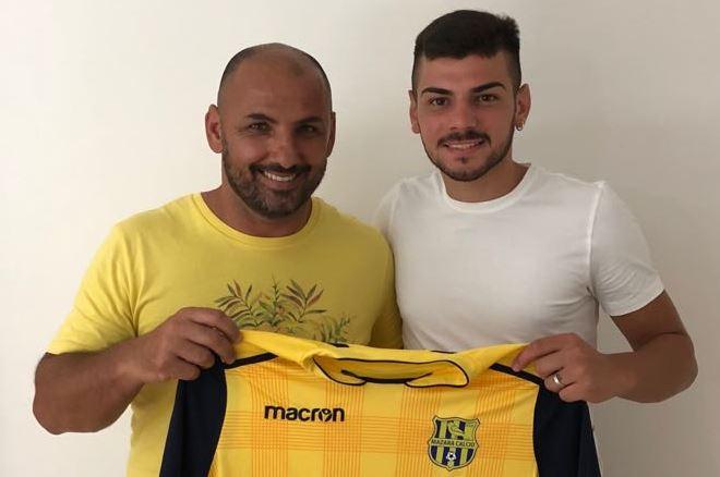 MAZARA CALCIO: Arriva il centrocampista Giacomo Bilello
