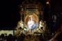 Mazara. Furgone a fuoco nel quartiere di Mazara due. All'interno statuette sacre della Madonna di Fatima