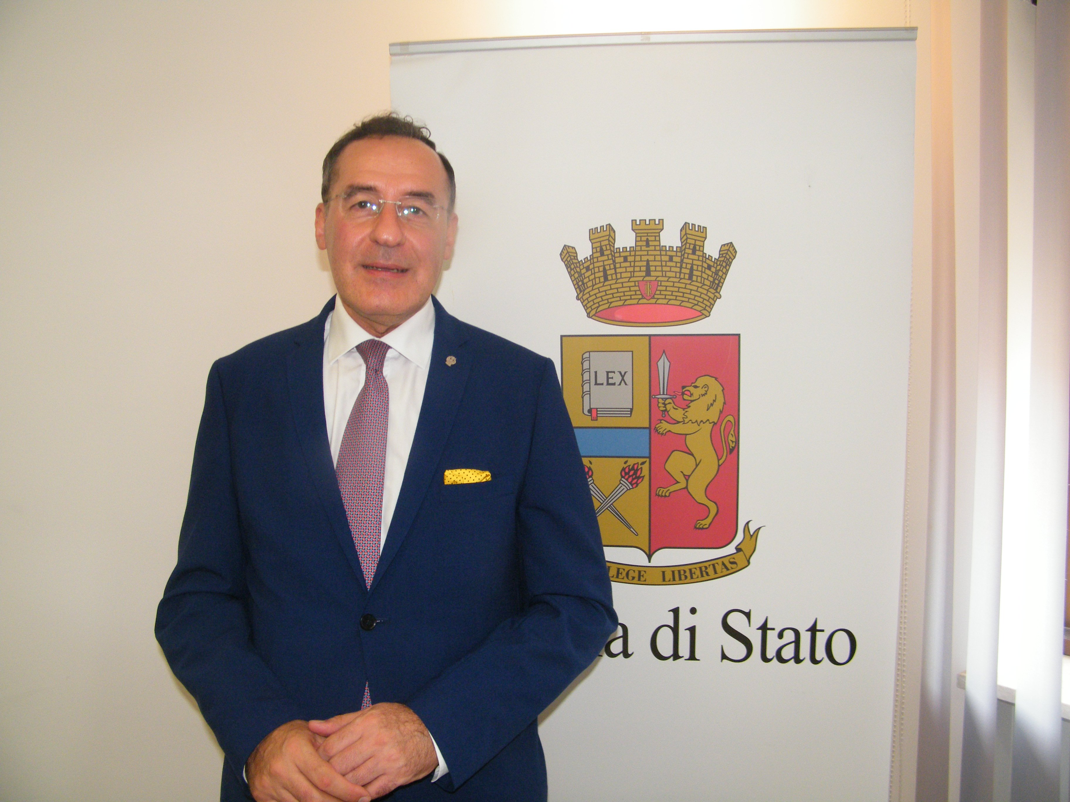 Sanfilippo nuovo questore a Trapani: