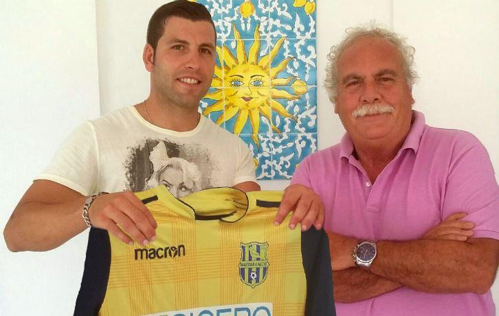 MAZARA CALCIO: In gialloblu Il mazarese Rustico, 28 gol nello scorso campionato