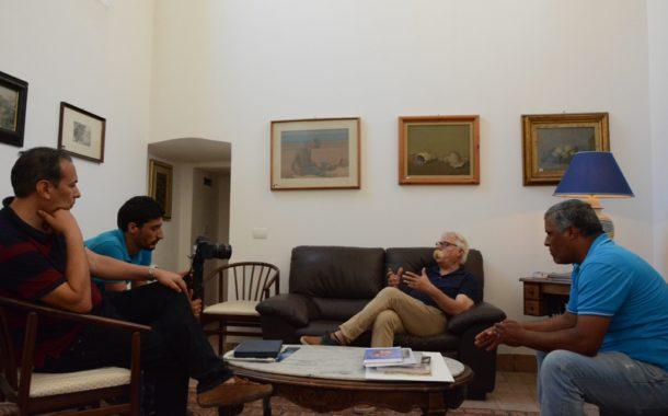Mazara. La TV9 tunisina intervista il sindaco Cristaldi