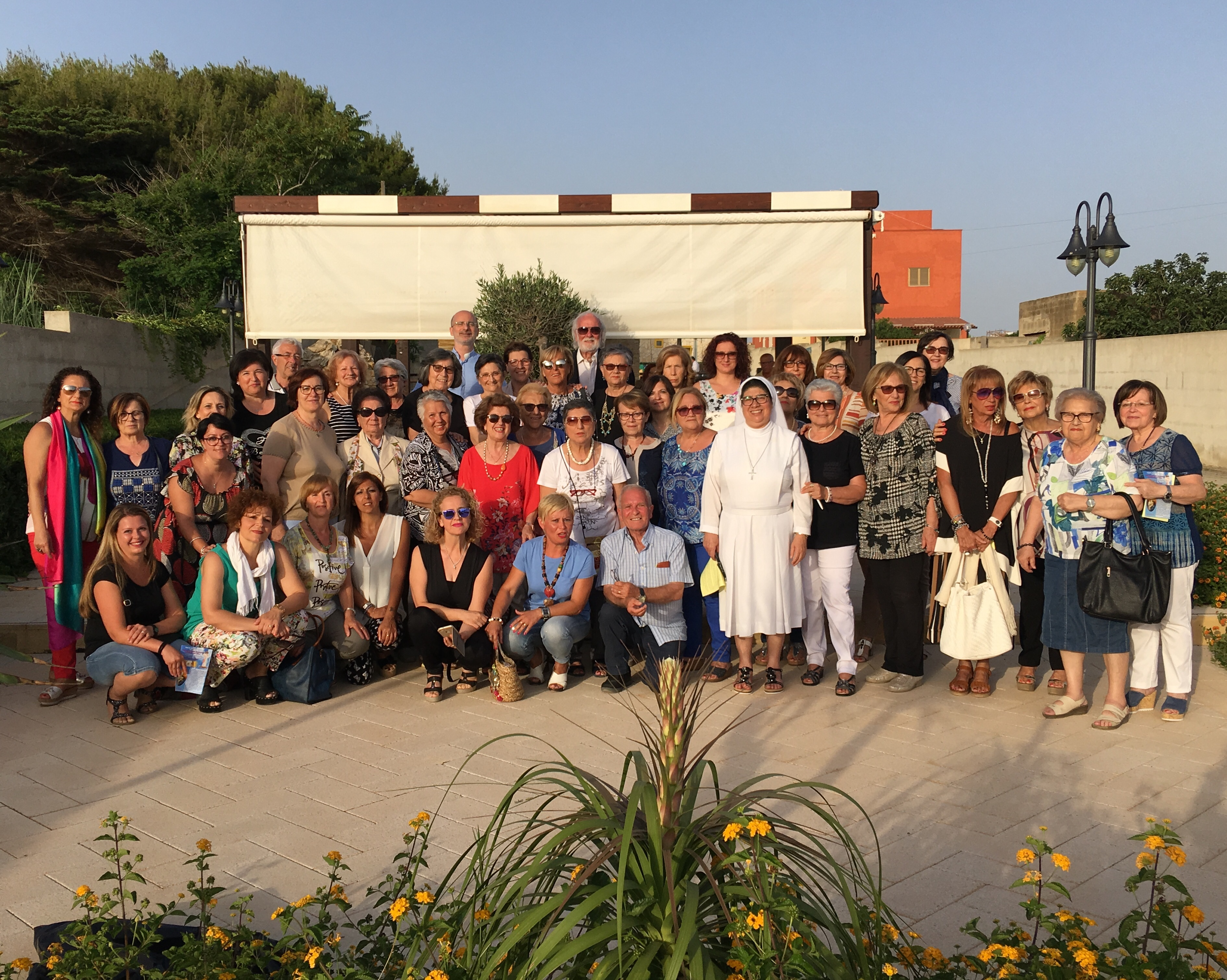 Cappella Ospedale di Mazara: Verifica del Gruppo VOM