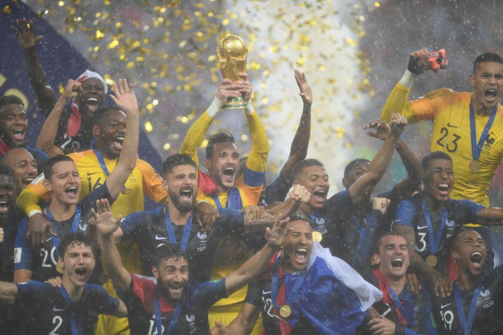 Mondiali 2018, la Francia è campione del mondo