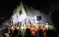 India, crolla edificio: almeno 3 i morti