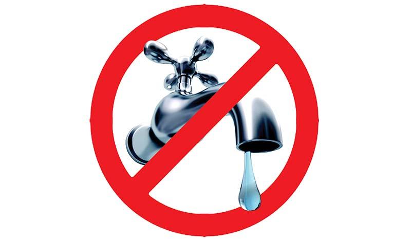 Mazara. interruzione dell'erogazione idrica nei quartieri Makara, Borgata Costiera e Mazara2